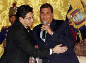 Fander Falconí Benítez (nacido el 19 de septiembre de 1962), es un economista y político ecuatoriano. Fue ministro de Relaciones Exteriores (canciller) en el gobierno del presidente Rafael Correa desde diciembre de 2008 hasta su dimisión el 13 de enero de 2010.