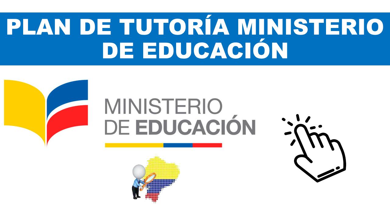 Plan de Tutoría para Docentes del Ministerio de Educación