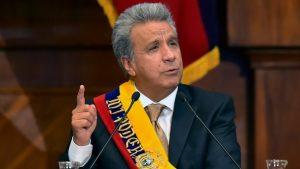 Presidente Lenín Moreno suscribe nuevo decreto # 34