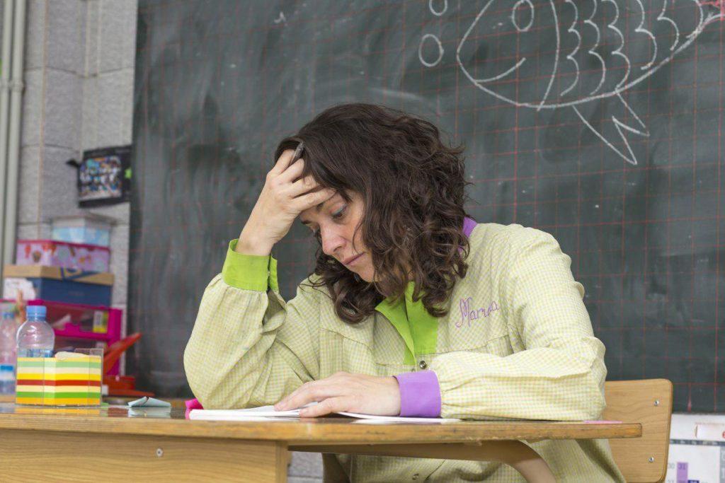 Maestros sufren del síndrome del agotamiento