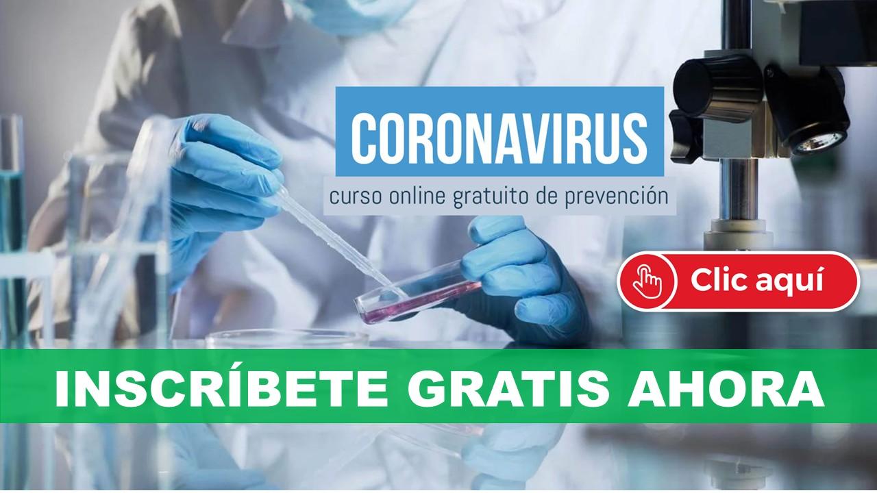 Curso Gratuito de la OMS para la Prevención del Coronavirus