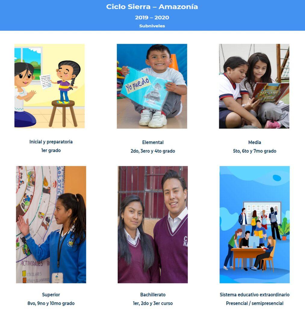 Plan educativo para el coronavirus Ministerio de Educación