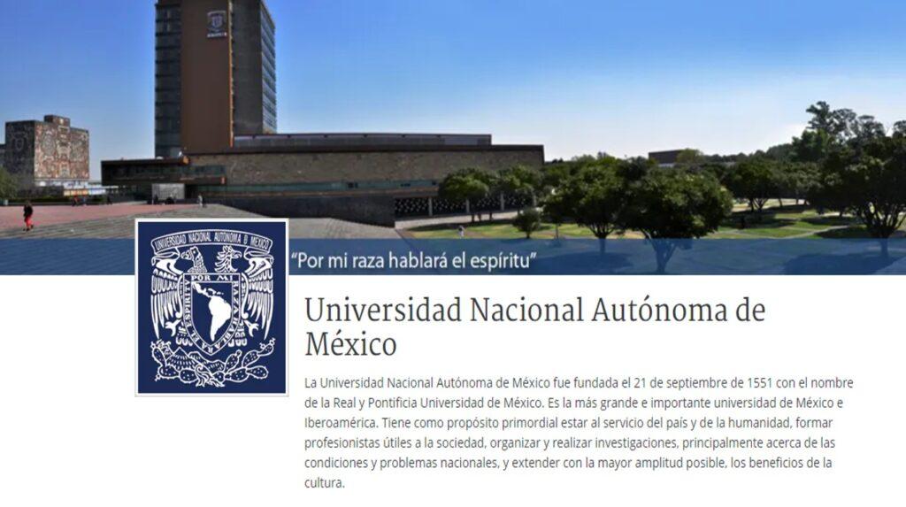 Conoce los 43 cursos gratuitos en la UNAM