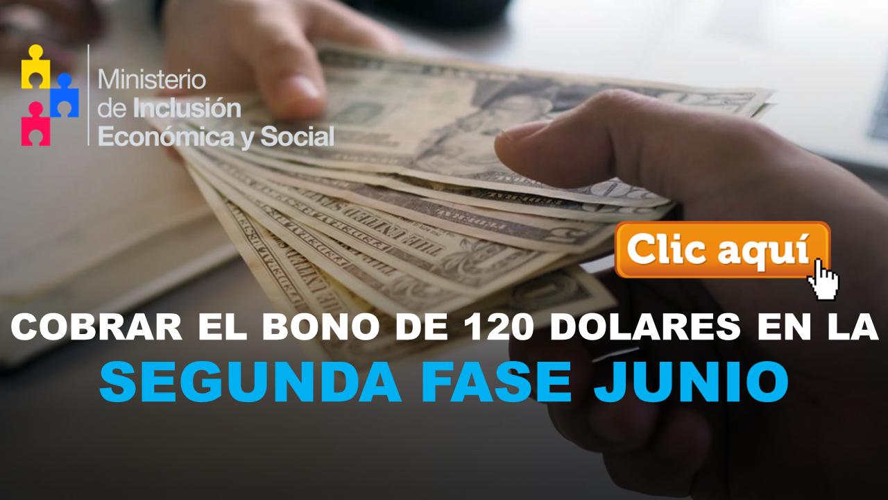 Consultar Bono de 120 dolares MIES en Ecuador