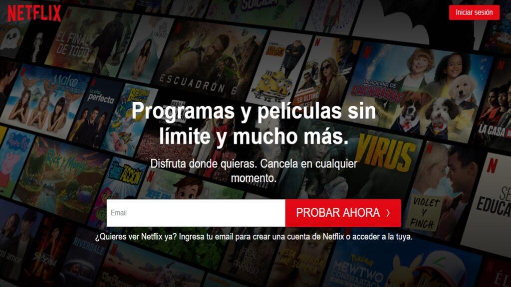Precios y Planes de Netflix en Ecuador