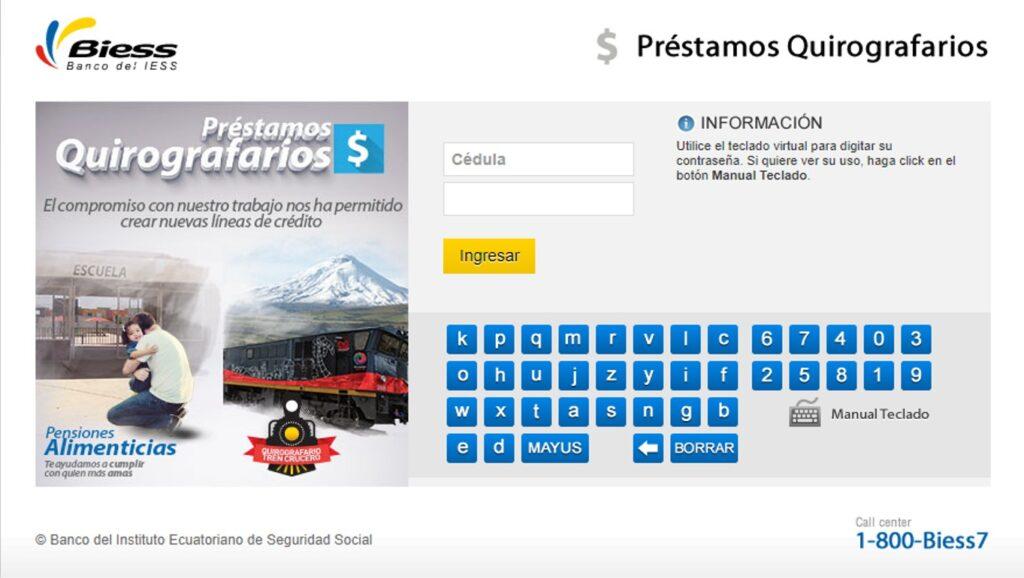 Cómo realizar préstamos quirografarios en Ecuador