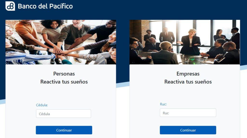 Reactívate Ecuador - crédito para tu negocio