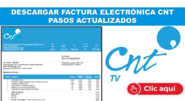 Imprimir factura electrónica cnt – Descargar