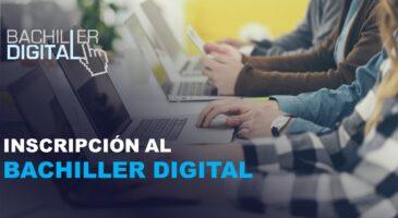 Inscripción al Bachiller Digital