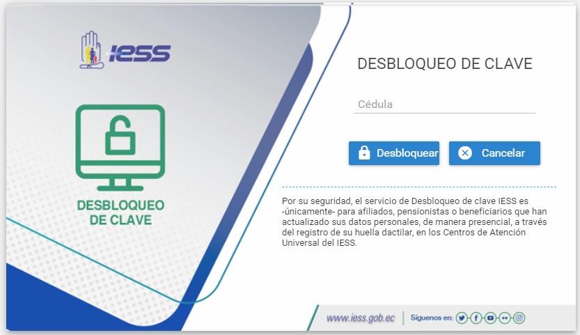 www.iess.gob.ec contactenoswww.iess.gob.ec desbloqueo en lineaiess aportacionesdesbloqueo clave iess en línea