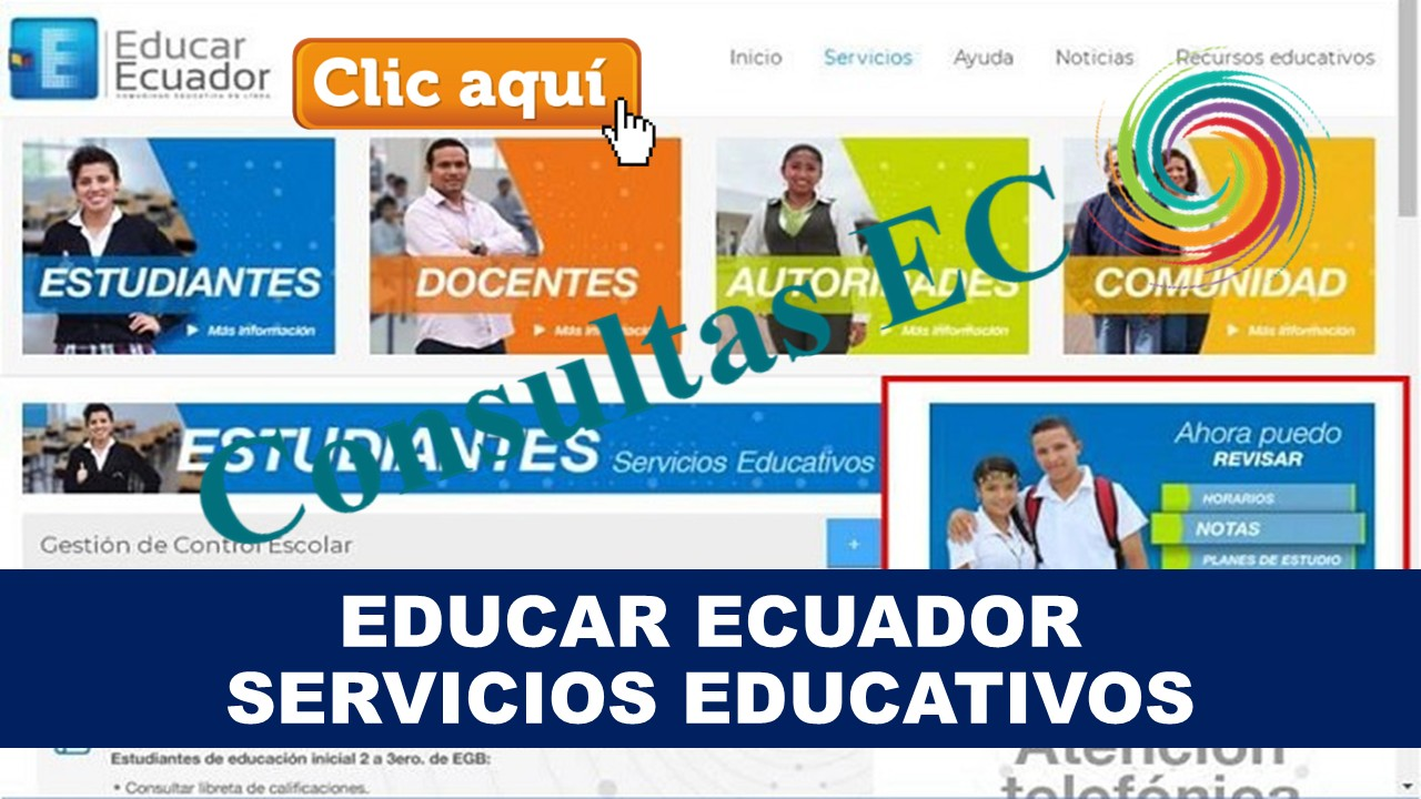 Educar Ecuador – Servicios educativos