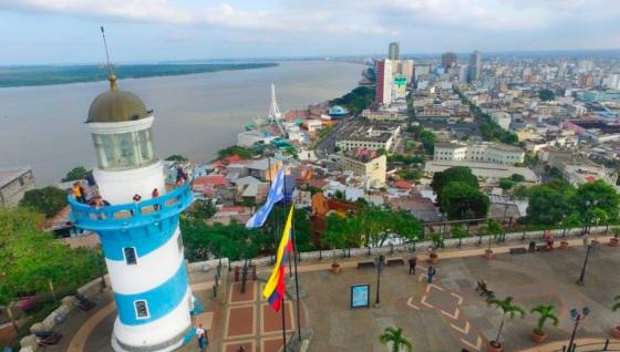 ¿Cuántos habitantes tiene Guayaquil?