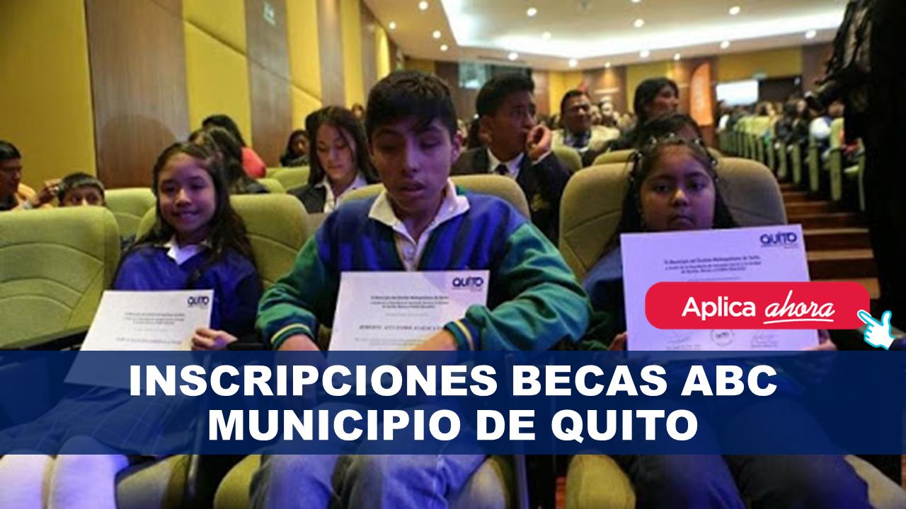 Inscripciones Becas ABC
