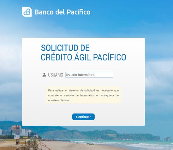 Cómo solicitar un crédito sin garante en el banco del pacifico